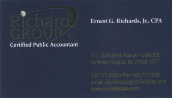 Skip Richards - Richards Group P.C. | CERTIFIED PUBLIC ACCOUNTANT